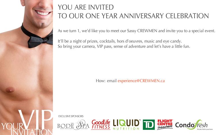 Experience CREWMEN & Co.