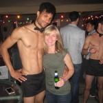 topless waiter bartender crewmen bachelorette