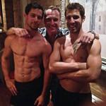 topless waiter bartender crewmen