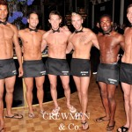 Topless Bartender Waiter Men CREWMEN