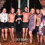 Topless Bartender Waiter Hen Night CREWMEN
