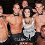 Topless Bartender Waiter Wedding CREWMEN
